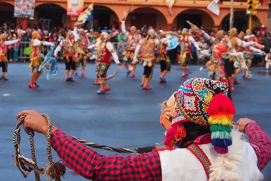 Perù viaggi folklore