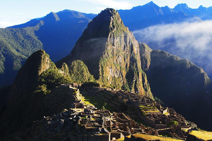 Perù viaggio sostenibile a Machu Picchu