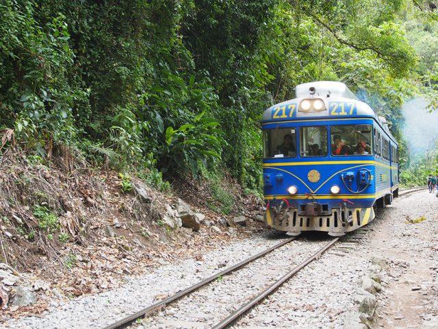 Perù Viaggio Sostenibile: Hidroeléctrica