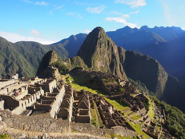 Perù Viaggio Sostenibile: Machu Picchu