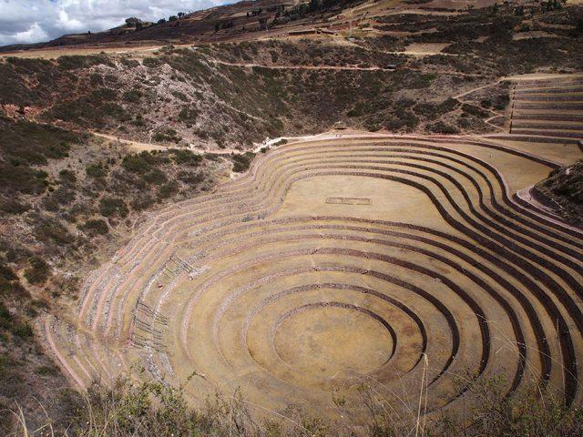 Perù Viaggio Sostenibile: Moray